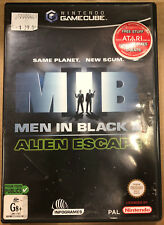 Men in Black II: Alien Escape (Nintendo Gamecube, 2002)