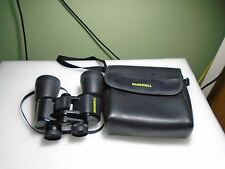 BUSHNELL 12x50 BINOCULARS 13-1250 265 FT. at 1000 YDS with case -Clean