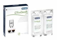 Delonghi EcoDecalk Mini 2 x 100ml Descaler (Pack of 1)