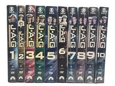 Jag:The Complete Series DVD! Seasons 7-10 Factory Sealed/ Seasons 1-6 Excellent