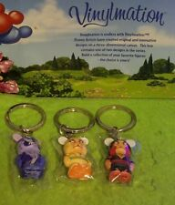 "Disney Park Vinylmation 1.5"" Set 1 Aladdin Jr Junior Lot Jafar Sultan Old Man"