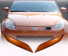 PAINTED COLOR for NISSAN 350Z Fairlady Z33 Coupe Front Eyelids Headlight Cover