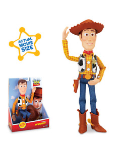 Toy Story Sheriff Woody Figure Actual Movie Size Brand New
