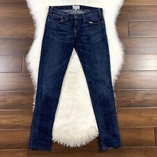 Current Elliott Women's Size 25 Medium Wash - Pacific The Roller Denim Jeans