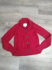 Girl's Size 14/16 Gap Girl Sweater Red