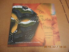 GEORGE M. WHITESIDES - On the Surface of Things...NEW