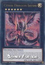 Yu-Gi-Oh ! Cyber Dragon Infini LEDD-FRB31 (LEDD-ENB31) VF/ULTRA