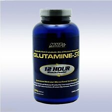 MHP GLUTAMINE-SR (300 GRAMS / 50 SERVINGS) anabolic sustained release amino acid