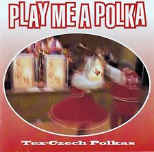 Play me a Polka-TEX-Czech polkas/CD (Rounder CD 6029) - come nuovo