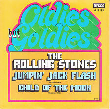 ROLLING STONES  Jumpin' Jack Flash & Child Of The Moon  SOLID SLEEVE NEW RARE