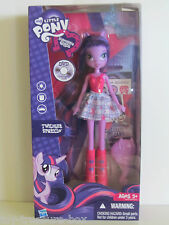 My Little Pony Equestria Girls TWILIGHT SPARKLE Doll & her Accessories - Ages 5+