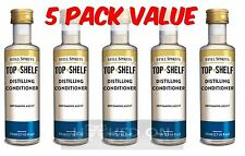 Still Spirits Top Shelf DISTILLING CONDITIONER - 5 Pack - Liqueurs, Schnapps, EZ