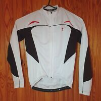 Cycling Mens Specialized Jersey Red White Black Size M