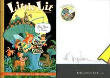 Art Spiegelman SIGNED AUTOGRAPHED Little Lit Folklore & Fairy Tale HC 1st Ed/1st