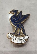 Everton Pin Badge - Blue Liverbird - The Original Est 1878 -Great Xmas Idea