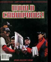 ST LOUIS CARDINALS - WORLD CHAMPIONS - SPECIAL COLLECTORS EDITION - 2006