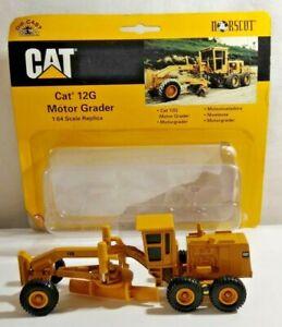 NORSCOT 1:64 SCALE DIECAST CAT 12G MOTOR GRADER - #55703