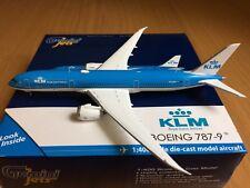 GEMINI JETS 1;400, KLM, BOEING 787-DREAMLINER, PH-BHA