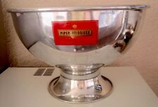 PIPER HEIDSIECK CHAMPAGNE DOUBLE MAGNUM CHAMPAGNE COOLER USED