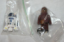 Star Wars Medicom Kubrick Early Bird R2-D2 and Chewbacca collector owned