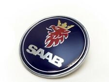 SAAB 9-5 ESTATE 98-05, TAILGATE BADGE EMBLEM, NEW, 5289921