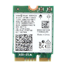 Intel Dual Band AC 9560 9560NGW NGFF 1.73Gbps BT5.0 CNVI M.2 Wireless Wifi Cards