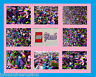 200+ GIRL FRIENDS NEW LEGO LEGOS SMALL DETAIL PIECES FROM HUGE BULK LOT @ RANDOM