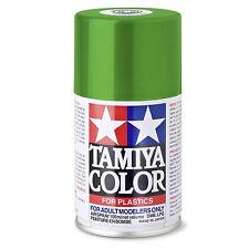 Vert Métal Brillant Spray de 100ml-tamiya Ts20