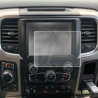 """Fits 2013-19 Jeep Tempered Glass Screen Protector by HeraShield 8.4/"""" Radio"""