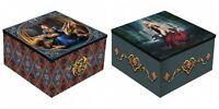 Nemesis Now Designer Mirror Trinket Jewellery storage Box Gothic Altar Decor