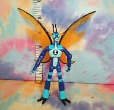 BEN 10 REBOOT - PLAYMATES 2018 HARD TO FIND RARE - STINKFLY STINK FLY FIGURE