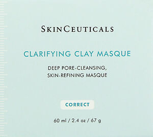Skinceuticals Clarifying Clay Mask Masque 60ml(2oz)  BRAND NEW
