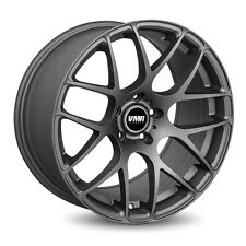 19x9.5 VMR Rims V710FF CUSTOM ET33 Matte Graphite Wheels (Set of 4)