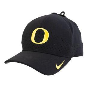 Oregon Ducks Nike Youth Sideline 2019 Aerobill Dri-Fit Fitted OSFM Cap Hat New