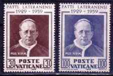 1959  VATICAN    Y & T   N° 272 et 273  Neufs *  AVEC CHARNIÈRE