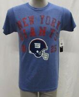 New York Giants NFL Men's Junk Food Distressed Graphic Style-74 T-Shirt
