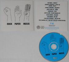 Deftones, Avenged Sevenfold, Green Day, Rubens, Flaming Lips  U.S. promo cd