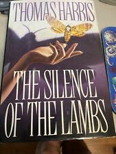 The Silence of the Lambs by Thomas Harris (1988~HardcoverDj~1st edition~Mint)