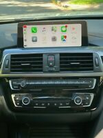 BMW NBT EVO APPLE CARPLAY FULL SCREEN, MIRRORING ACTIVATION + VIDEO IN MOTION