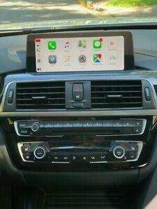BMW NBT EVO APPLE CARPLAY FULL SCREEN, MIRRORING ACTIVATION + VIDEO IN MOTION