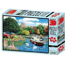 Kevin Walsh KW10034 Windsor Castle 3D Lenticular Puzzle 500 Piece