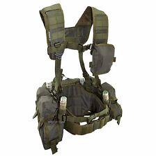 SSO / SPOSN Tactical Vest Smersh RPK Olive Russian Army Spetsnaz Belt System