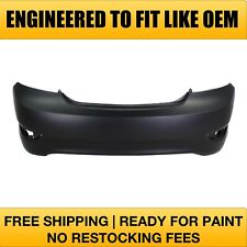 NEW fits 2016 2017 HYUNDAI ACCENT SEDAN Rear bumper PRIMERED HY1100184