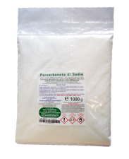5 kg PERCARBONATO DI SODIO PURO -SBIANCANTE SMACCHIANTE -SPEDIZIONE GRATIS -