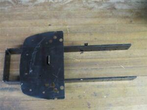 John Deere LVA14434, Frame