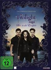11 DVDs - Die Twilight Saga - Biss in alle Ewigkeit - Komplettbox - NEU - OVP