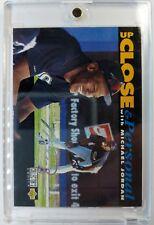 1994 Collector's Choice Silver Signature Michael Jordan #635 BLACK BOX VARIATION
