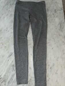 Lululemon Iviva  Stretch Pants Gray Junior Size 14 activewear