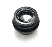 Carl Zeiss S-Tessar 120mm 12cm f/6.3 Cover Full Frame Rare!