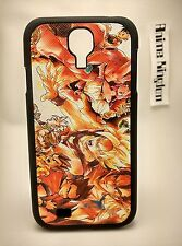 USA Seller Samsung Galaxy S4 Anime Phone case dragon ball Z Goku vs Majin Buu
